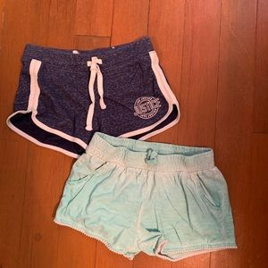 Girls sz 8 shorts